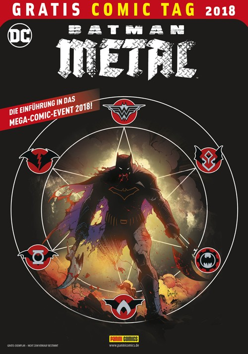 DC Batman Metal