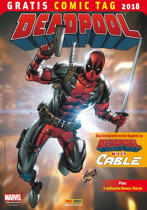 Marvel: DEADPOOL