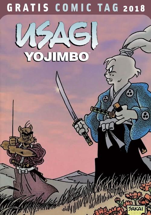Usagi Yojimbo : Ein welkes Feld
