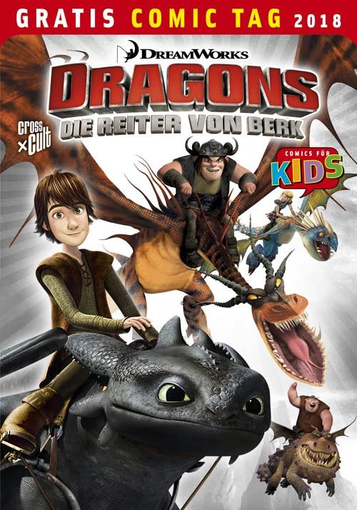 Dragons: Die Reiter von Berk