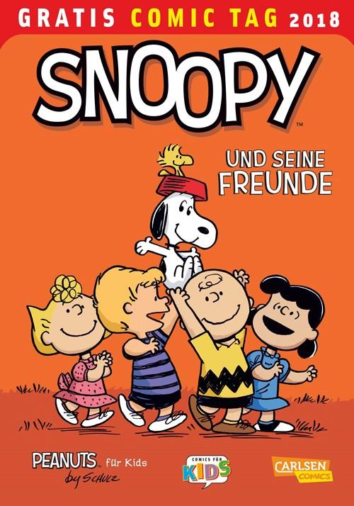 Peanuts: Snoopy und seine Freunde